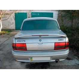 ГАЗ 3110 Накладка номера